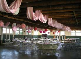 img indoorweddingsetup - wedding barn rental